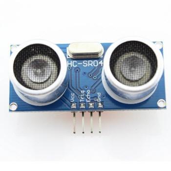HC-SR04 - Foto del sensore LATO FRONTALE