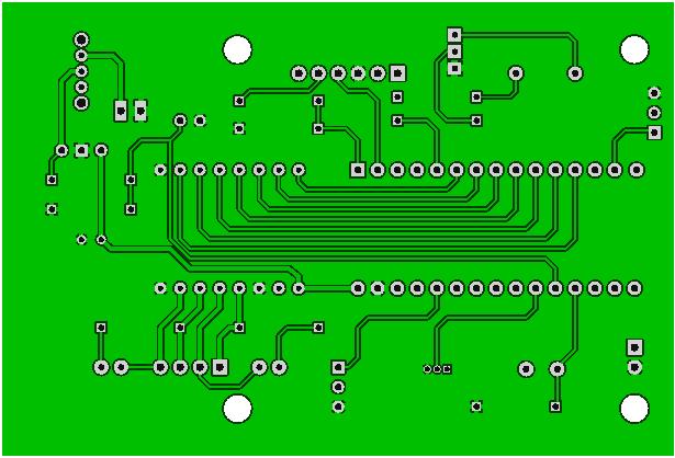 analisi scheda controllo robot