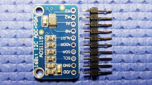 convertitore ADC 16-bit ads1115