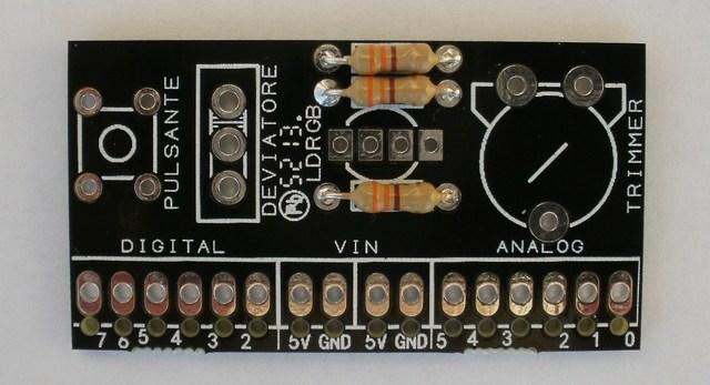 Shield FT1098K Arduino Yún