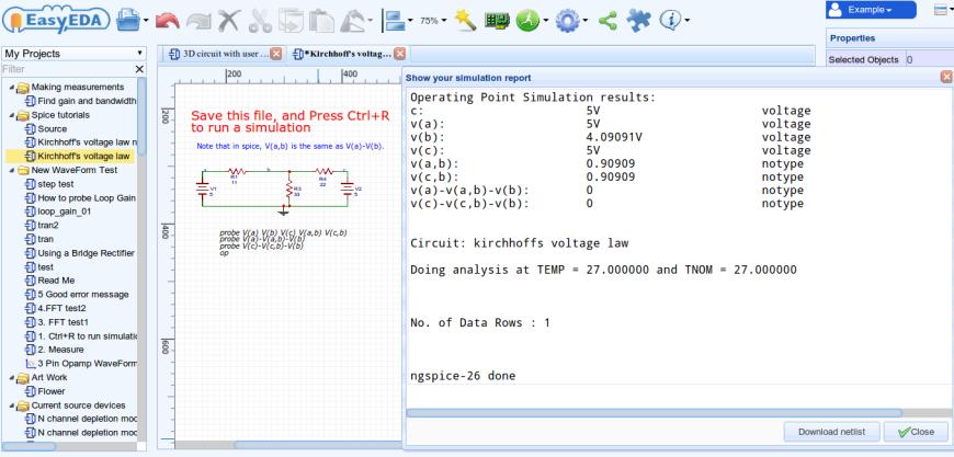 EasyEDA freeware circuiti stampati