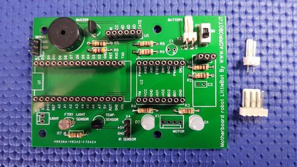 Motherboard Robot Littlebot 10