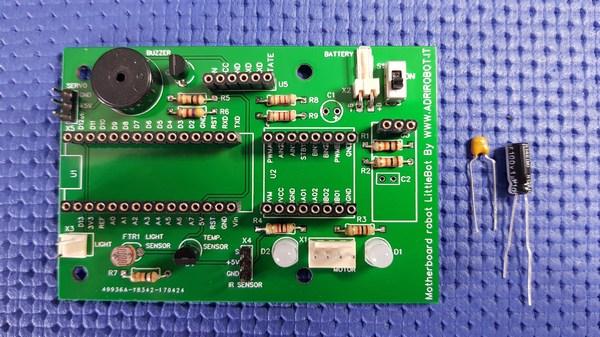 Motherboard Robot Littlebot 11