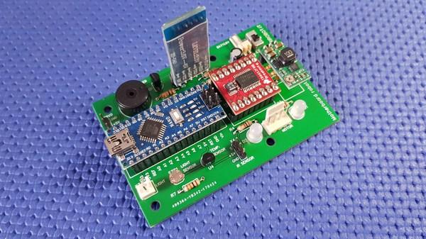 Motherboard Robot Littlebot 14
