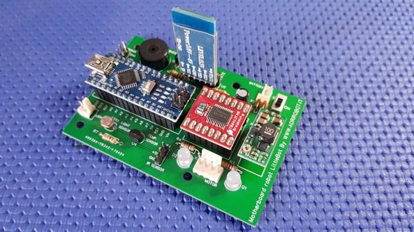 Motherboard Robot Littlebot 15