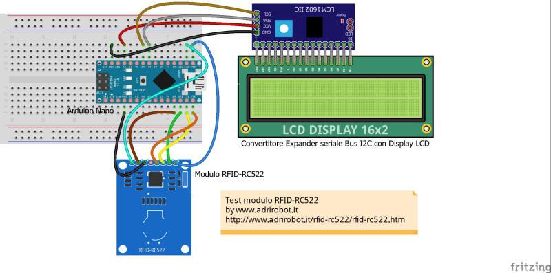 card RFID RC-522