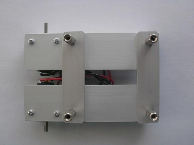 Robot LittleBOT Montaggio 05