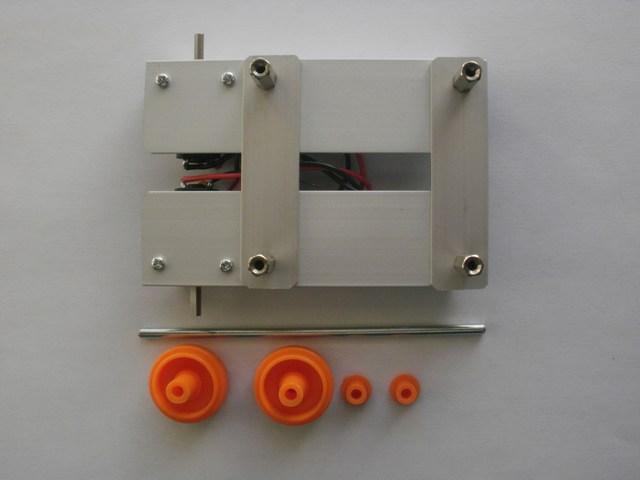 Robot LittleBOT Montaggio 06