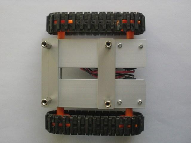 Robot LittleBOT Montaggio 11
