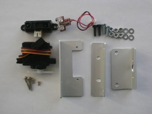 Robot LittleBOT Montaggio 14