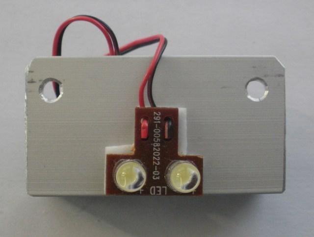 Robot LittleBOT Montaggio 17