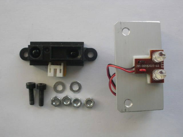 Robot LittleBOT Montaggio 18