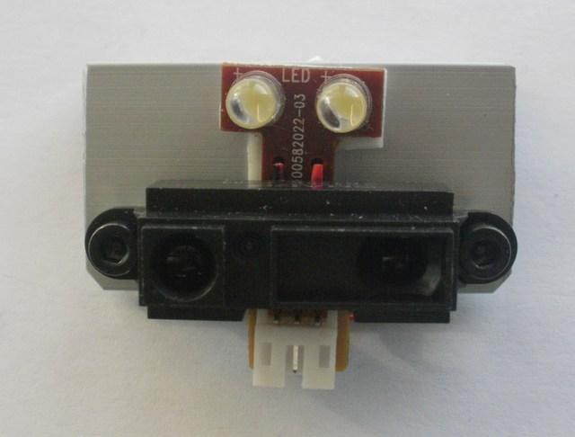 Robot LittleBOT Montaggio 19