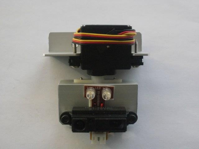 Robot LittleBOT Montaggio 21