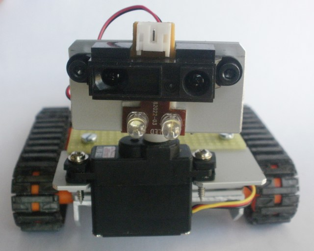 Robot LittleBOT Montaggio 22