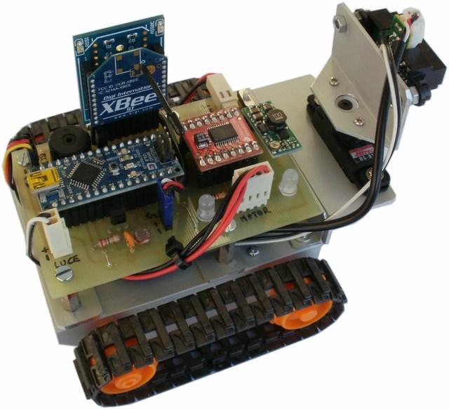 Robot LittleBOT Vista 1