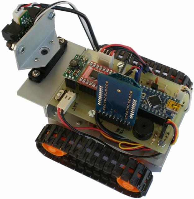 Robot LittleBOT Vista 2