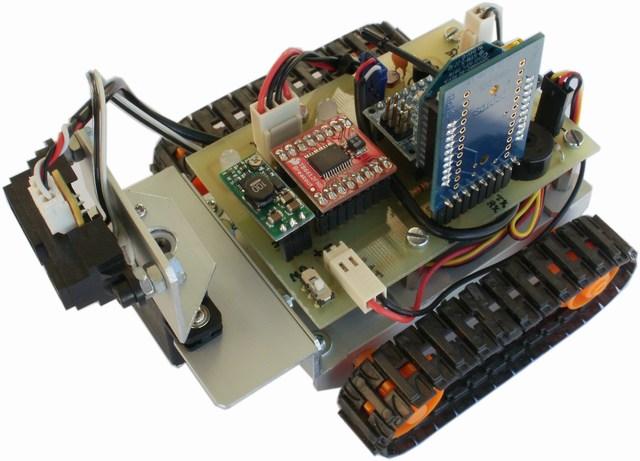 Robot LittleBOT Vista 3