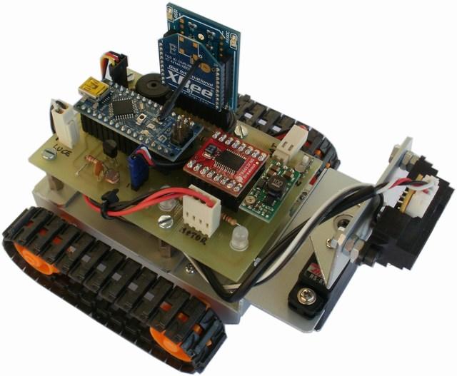 Robot LittleBOT Vista 4