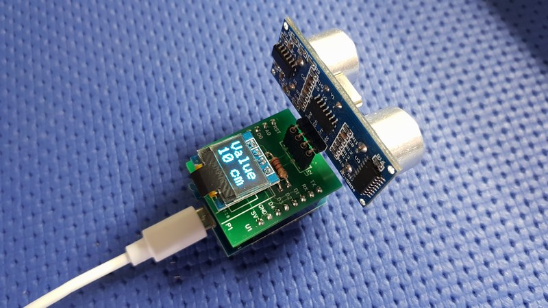 Wemos D1 - mini meter shield