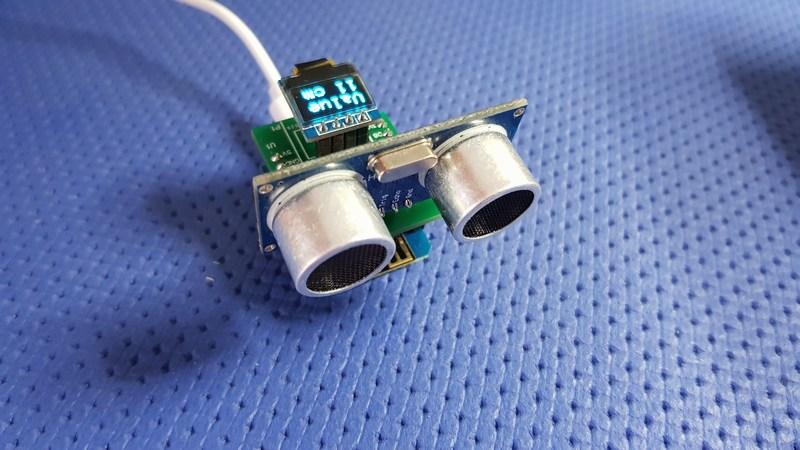 Wemos D1 - mini meter shieldWemos D1 - mini meter shield
