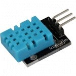 KY-015 Temperature and humidity sensor module