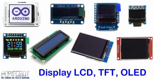 Display_LCD_OLED_TFT