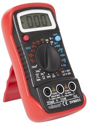 strumenti laboratorio multimetro generatore