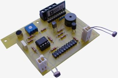 Scheda sensori robot BUG - By adrirobot