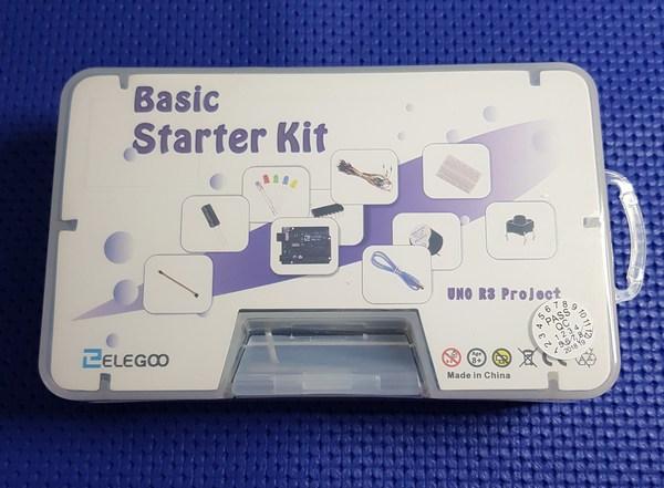 Basic Starter Kit Confezione