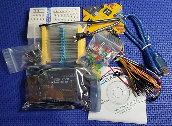 Basic Starter Kit Contenuto Confezione