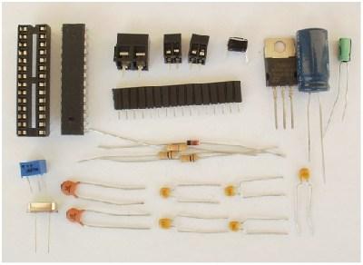 Voltmetro amperometro Arduino