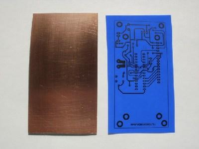 realizzare circuito stampato
