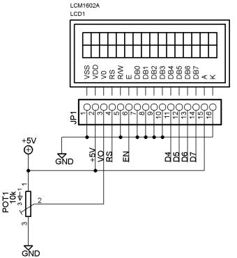 Voltmetro amperometro Arduino - Sezione LCD