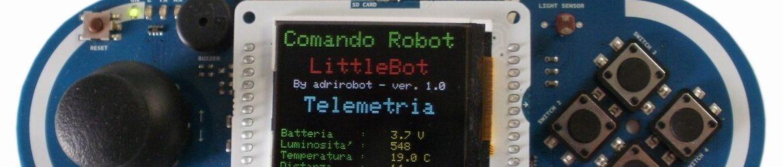 stazione controllo little BOT