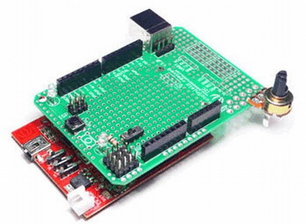 raccolta shield commerciali Arduino