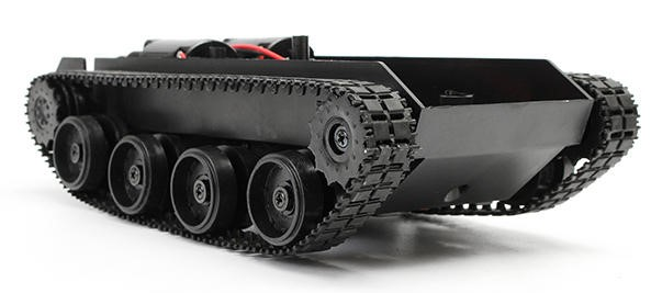 Base telaio carro armato