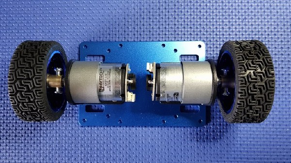 robot Tumbller Elegoo montaggio