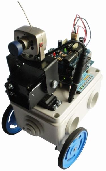 ArduinoBOT Progetto completo del robot