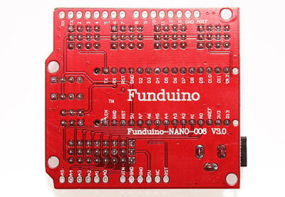 shield arduino nano funduino