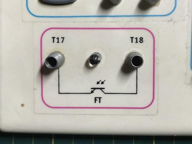 07 Laboratorio Di Elettronica Foto Transistor