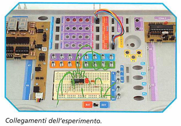 Impara l'elettronica digitale