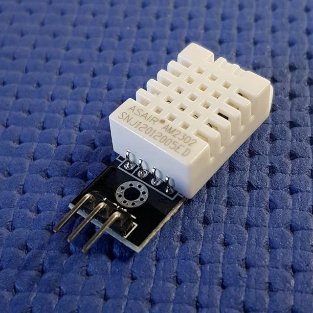 DHT22 AM2302 Sensore Temperatura Umidità