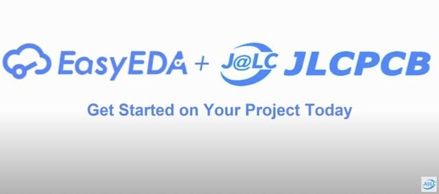 JLCPCB realizzazione EasyEDA Progettazione