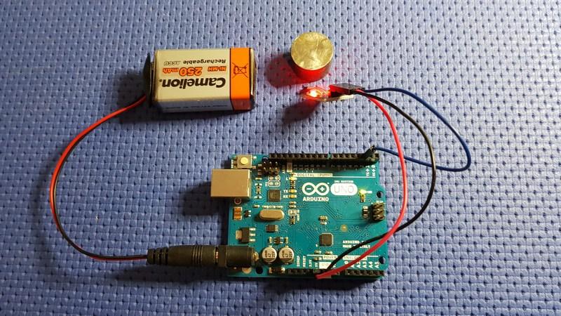 KY-003 Hall magnetic sensor