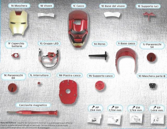 Iron Man DeAgostini