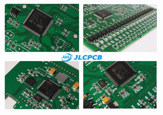 pre-ordine componenti JLCPCB